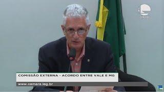 Reunião para debater o Acordo firmado entre a Vale e o Estado de Minas - 11/02/2021 15:00
