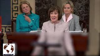 Susan Collins pledged to vote to confirm Brett Kavanaugh to the Supreme Court