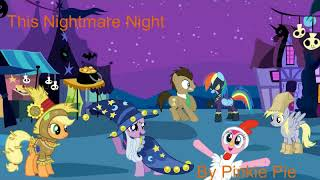 This Is Nightmare Night  Cover A This Is Halloween Parody