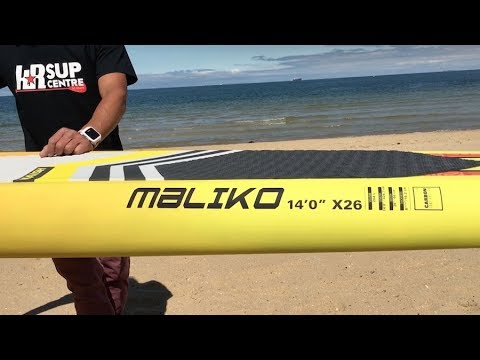 2018 NAISH Maliko SUP (Race & Fitness)