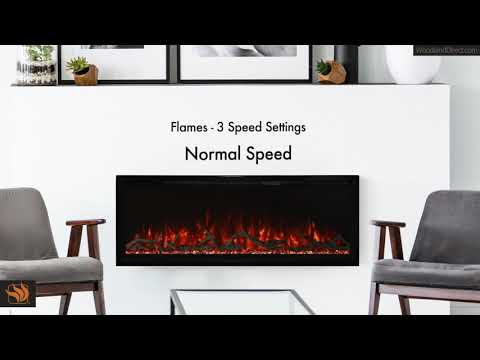 Modern Flames Spectrum Slimline Electric Fireplace
