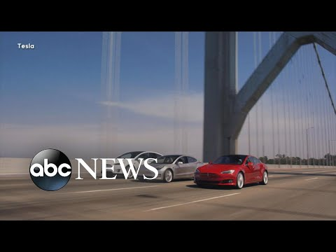 Feds looking into complaints of unintended acceleration in some Tesla cars | ABC News