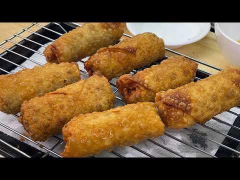 Cheeseburger Egg Rolls Recipe | How To Make Egg Rolls