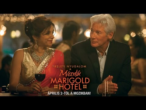 Keleti nyugalom - A második Marigold Hotel online