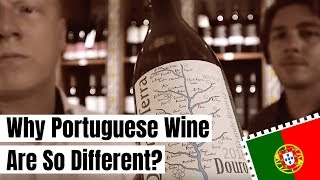 "Rick teaches me ""Why Portuguese Wine Are So Different?"" (in AMSTERDAM) 