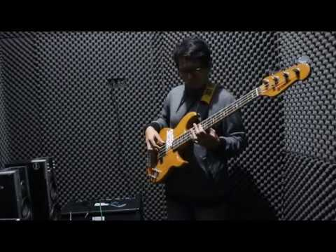 ND Lee - The Party (Bass Cover by Almy Birama J)