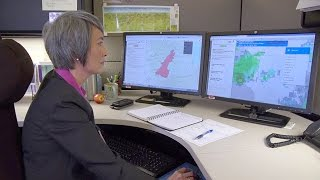 Esri Case Study: California Governor's Office of Emergency Services (Cal OES)