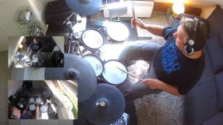 Blues For The Lost Days JOHN MAYALL  DRUM COVER