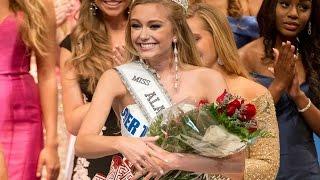 Claire Scott Miss Alabama Teen USA 2017 Crowning