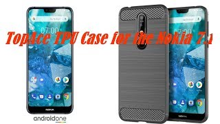 Nokia 7 1 TPU Case from TopAce