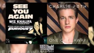 See You Call Away (Charlie Puth & Wiz Khalifa Mixed Mashup)