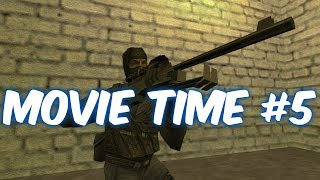 CS 1.6 MOVIE TiME #5. pirog,temka v temke,sssssssa,kaban,cbl4,quake,kupidon,temka.