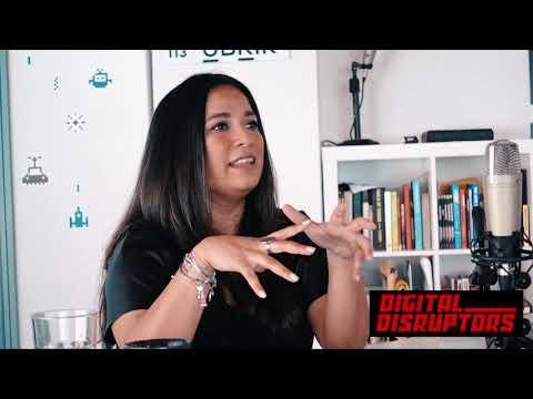 UAEs Queen Of SMEs | Naaz Noor | Digital Disruptors 015