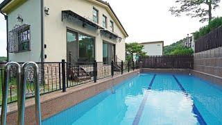 넓은 대지 466평에 수영장 럭셔리단독주택 Luxury House