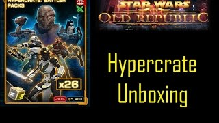 swtor hypercrate battler pack - Free video search site