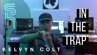 "Kelvyn Colt Talks Women, Paving Way For German Rap, Defines ""Savage"", Ties WLouis Vuitton & Reebok"
