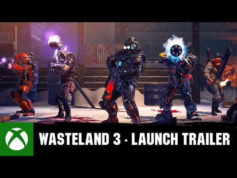 Trailer de Wasteland 3 Deluxe Edition