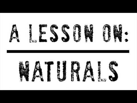 A lesson on Naturals