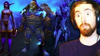Asmongold Hosts FIRST PTR/EU FRIENDLY Transmog Competition