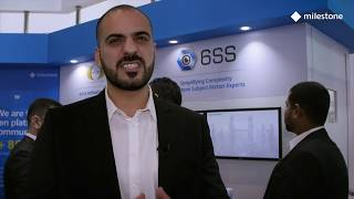 Milestone - Elias Behcara (Managing Director) at Intersec 2020