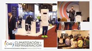 Caloryfrio.com Acude A La Feria Climatización Y Refrigeración 2019 En Madrid