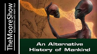 John Ventre An Alternative History of Mankind Discussing his UFO and Alien Research