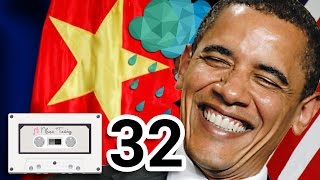 Soái ca Obama!!! | Nhạc Trắng 32