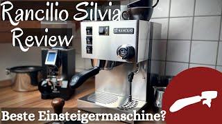 Rancilio Silvia - die beste Siebträgermaschine für Einsteiger? (Review)