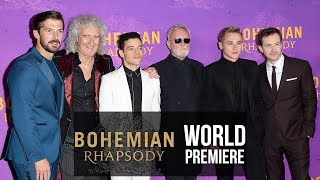 'Bohemian Rhapsody' World Premiere