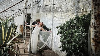 The Garden of Love. Melissa and Sam Wedding Film
