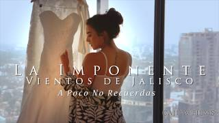 IMPONENTE DE JALISCO A POCO NO DE ACUERDAS (BEHIND THE SCENES) - Video Youtube