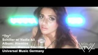 Schiller with Nadia Ali 'Try' Official Music Video