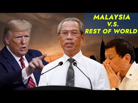 Malaysia VS Dunia. Perang COVID-19!