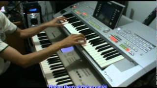 Chuyến Tàu Hoàng Hôn with lyrics - Hoàng Lang