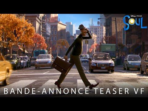 Soul | Bande-annonce teaser VF | Disney BE