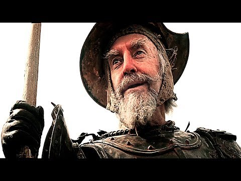 L'HOMME QUI TUA DON QUICHOTTE Bande Annonce (Terry Gilliam, 2018)
