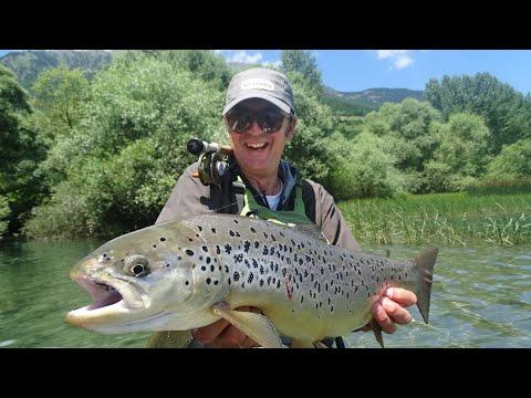 Stillwater Flyfishing in the Balkans