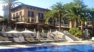 preview picture of video 'Mallorca, Castillo Son Vida'