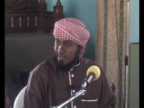 Sheikh Nurdin kishki anaeleza kuhusu Somalia