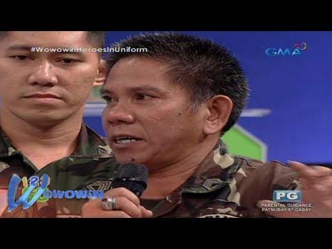 Nagmumukha silang mga kuting na may bulate litrato