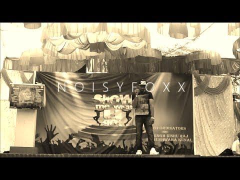 Noisy Foxx- LIT Performance (Live)