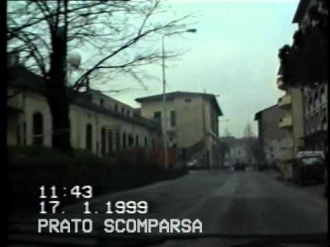 Giro in macchina per Prato, 17 gennaio 1