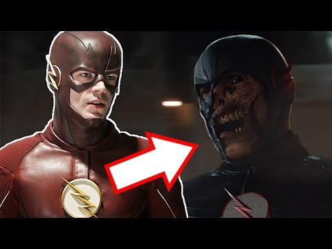 Zoom returns soon as Black Flash? - The Flash Season 3