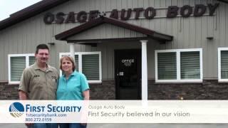 Testimonial - Osage Auto Body
