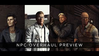 Drag's NPC and Faction Overhauls Preview 4K
