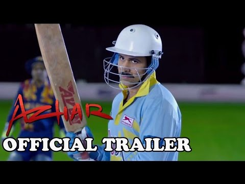 Watch - Azhar Movie Trailer
