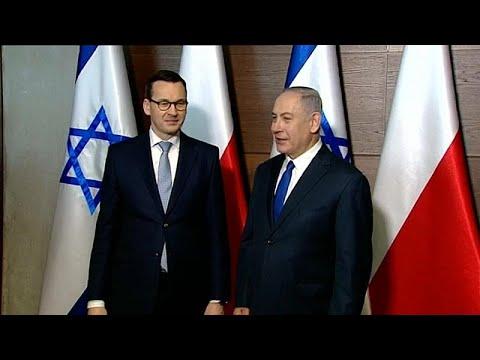 Πολωνία-Ισραήλ: Διπλωματική κρίση με το Ολοκαύτωμα στο επίκεντρο…