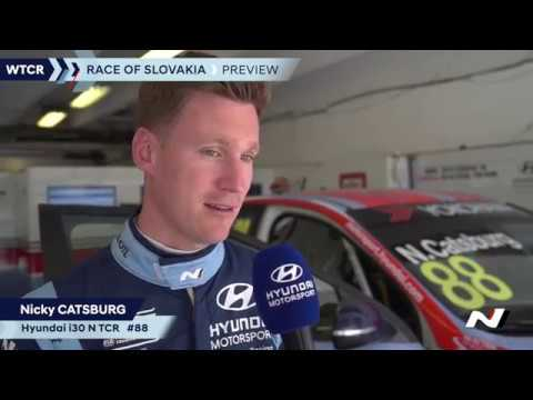 WTCR Race of Slovakia Preview - Hyundai Motorsport 2019