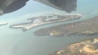 yendo de Isla Margarita al delta del Orinoco.flv