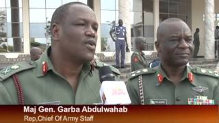 The Nigerian Army Holds A 4-day Detainee Operations Workshop To Imbibe Global Best Practice